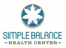 Simple Balance Logo